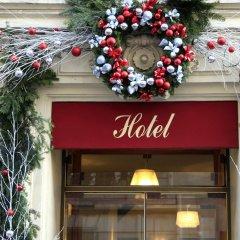 Hotel de Sevigne интерьер отеля