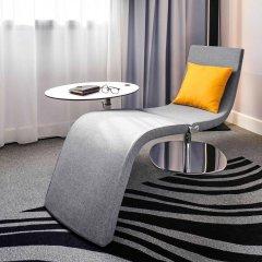 Отель Novotel Edinburgh Centre Великобритания, Эдинбург - отзывы, цены и фото номеров - забронировать отель Novotel Edinburgh Centre онлайн удобства в номере
