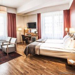 Отель Hotell Bondeheimen комната для гостей