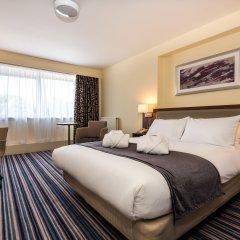 Отель Holiday Inn WARRINGTON комната для гостей фото 5