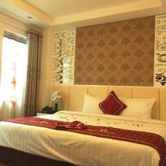 Hanoi Holiday Diamond Hotel комната для гостей фото 2