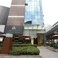 Master Hotel Wenjindu Шэньчжэнь вид на фасад