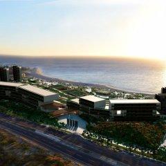 Отель Solaz A Luxury Collection пляж фото 2