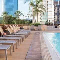 Отель InterContinental Los Angeles Century City at Beverly Hills США, Лос-Анджелес - отзывы, цены и фото номеров - забронировать отель InterContinental Los Angeles Century City at Beverly Hills онлайн бассейн фото 3