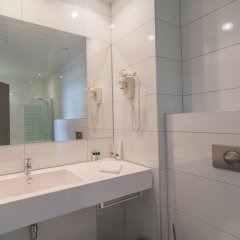 Гостиница Золотой Затон ванная