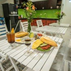Отель Ngo Homestay Хойан питание