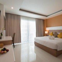 Отель Chanalai Hillside Resort, Karon Beach фото 6