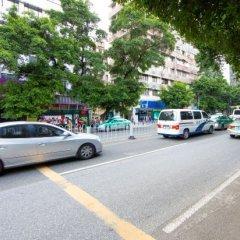 Sealy Hotel, Guangzhou парковка