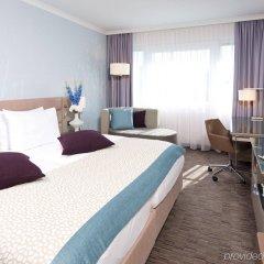 Отель Crowne Plaza Berlin City Centre комната для гостей