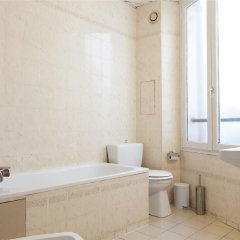 Отель Bristol République ванная