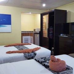 2W Beach Hostel Самуи удобства в номере фото 2