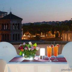 Kolbe Hotel Rome балкон