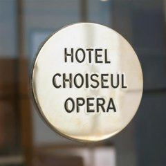Отель Choiseul Opera Франция, Париж - отзывы, цены и фото номеров - забронировать отель Choiseul Opera онлайн фото 5