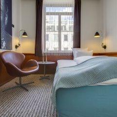 Отель Best Western Plus Hotel City Copenhagen Дания, Копенгаген - 1 отзыв об отеле, цены и фото номеров - забронировать отель Best Western Plus Hotel City Copenhagen онлайн комната для гостей фото 2