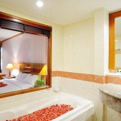 Отель Baumanburi Таиланд, Карон-Бич - 4 отзыва об отеле, цены и фото номеров - забронировать отель Baumanburi онлайн ванная фото 2