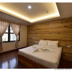 Gold Hotel комната для гостей фото 4