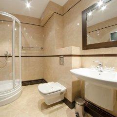 Апартаменты Dom And House Apartments Parkur Sopot Сопот ванная