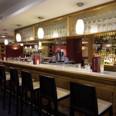 Austria Trend Hotel Ananas гостиничный бар