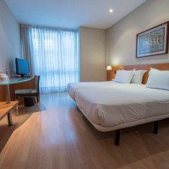 Отель Silken Sant Gervasi Испания, Барселона - 1 отзыв об отеле, цены и фото номеров - забронировать отель Silken Sant Gervasi онлайн комната для гостей фото 5