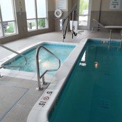 Holiday Inn Express Hotel & Suites Columbus - Easton Колумбус бассейн фото 3