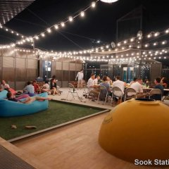Отель Sook Station детские мероприятия