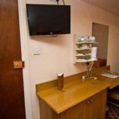 Отель Alexandra Hotel Великобритания, Лондон - 2 отзыва об отеле, цены и фото номеров - забронировать отель Alexandra Hotel онлайн удобства в номере