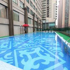 Отель Guangzhou Grand International Hotel Китай, Гуанчжоу - 8 отзывов об отеле, цены и фото номеров - забронировать отель Guangzhou Grand International Hotel онлайн бассейн фото 2