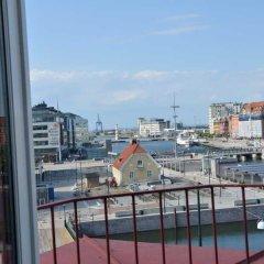 Отель Duxiana Malmö Мальме балкон