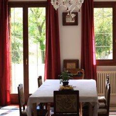 Отель Villa Strepitosa B&B Италия, Региональный парк Colli Euganei - отзывы, цены и фото номеров - забронировать отель Villa Strepitosa B&B онлайн питание фото 2