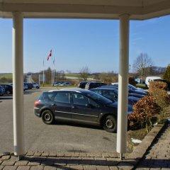 Отель Årslev Kro Дания, Орхус - отзывы, цены и фото номеров - забронировать отель Årslev Kro онлайн парковка