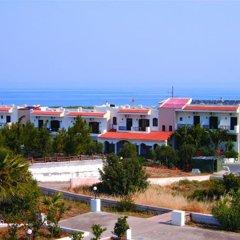 Hotel Galini Anissaras пляж фото 2