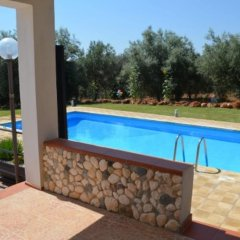 Отель Villa With 2 Bedrooms in Floridia, With Private Pool, Enclosed Garden and Wifi - 12 km From the Beach Италия, Флорида - отзывы, цены и фото номеров - забронировать отель Villa With 2 Bedrooms in Floridia, With Private Pool, Enclosed Garden and Wifi - 12 km From the Beach онлайн бассейн фото 2