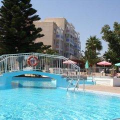 Отель Astreas Beach Hotel Кипр, Протарас - 2 отзыва об отеле, цены и фото номеров - забронировать отель Astreas Beach Hotel онлайн фото 12