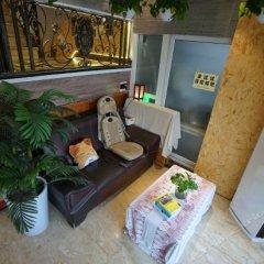 Отель Heaven Pool Youth Hostel Китай, Чэнду - отзывы, цены и фото номеров - забронировать отель Heaven Pool Youth Hostel онлайн интерьер отеля фото 2
