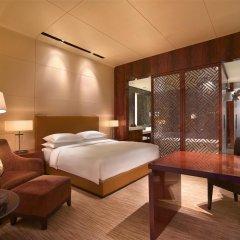 Отель Grand Hyatt Shenzhen Китай, Шэньчжэнь - отзывы, цены и фото номеров - забронировать отель Grand Hyatt Shenzhen онлайн комната для гостей фото 3