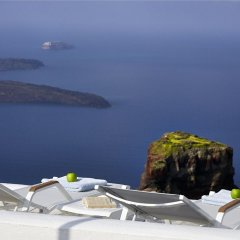 Отель Iliovasilema Suites Греция, Остров Санторини - отзывы, цены и фото номеров - забронировать отель Iliovasilema Suites онлайн пляж