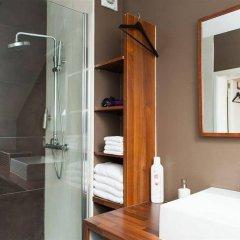 Отель Smartflats Boverie Gate Flats Бельгия, Льеж - отзывы, цены и фото номеров - забронировать отель Smartflats Boverie Gate Flats онлайн ванная фото 2