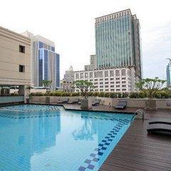 Отель Bliston Suwan Park View бассейн