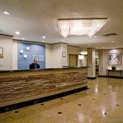 Отель Holiday Inn Express VAN NUYS США, Лос-Анджелес - отзывы, цены и фото номеров - забронировать отель Holiday Inn Express VAN NUYS онлайн интерьер отеля фото 2