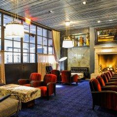 Отель The Maritime Hotel США, Нью-Йорк - отзывы, цены и фото номеров - забронировать отель The Maritime Hotel онлайн интерьер отеля