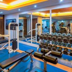 Отель Real Inn Expo Гвадалахара фитнесс-зал фото 4