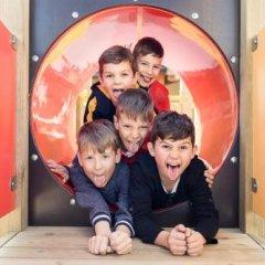 Отель Spa & Family Resort Sonnenhof Натурно детские мероприятия