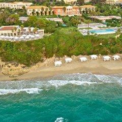 Отель Mandola Rosa, Grecotel Exclusive Resort Греция, Андравида-Киллини - 1 отзыв об отеле, цены и фото номеров - забронировать отель Mandola Rosa, Grecotel Exclusive Resort онлайн пляж