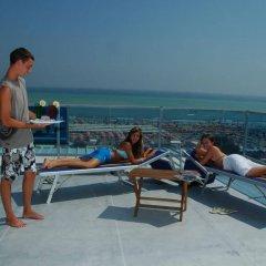 Отель Camay Италия, Риччоне - отзывы, цены и фото номеров - забронировать отель Camay онлайн пляж фото 2