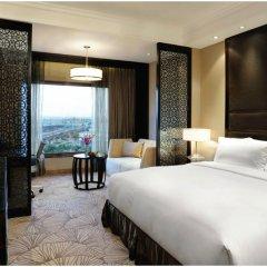 Отель Crowne Plaza New Delhi Mayur Vihar Noida комната для гостей фото 5