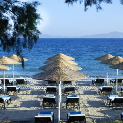 Отель Sheraton Rhodes Resort пляж