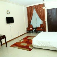 Golden Square Hotel Apartments комната для гостей