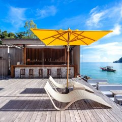Отель Haadtien Beach Club бассейн фото 2