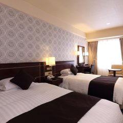 Отель Nishitetsu Grand Фукуока комната для гостей фото 2