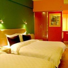 Отель Garden Inn Xian Xidajie комната для гостей фото 3